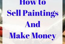 ideas for selling art