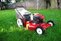 Regular Mower Maintenance And Lawn Cut Quality