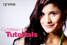 Cy Make Up Tutorials / ¡Anímate a cambiar de look con estos super tutoriales! / by Cyzone
