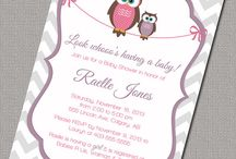 Baby Shower ideas / by Christina Lamb