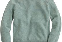 Sweaters / #MenStyle #MensFashion #Style #MensWear #MensGrooming #WetShaving #Shaving #TailorandBarber http://www.tailorandbarber.com