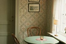 pretty home decor / by Sarah Keay