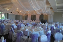 Ceiling Decor / Ceiling Decor at various Special Events, Weddings, and Corporate Private Functions throughout Vancouver, BC.