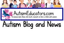 Autism Blog and News / The latest blog posts and news from AutismEducators.com. Visit us at http://www.AutismEducators.com