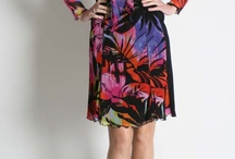 Dresses dresses and more dresses... / Bright bold and exciting dresses