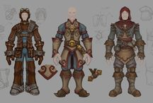 [Game] Torchlight / Art and concepts from Torchlight and Torchlight 2