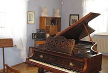 i will have a music room / by Laura Wise