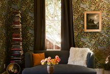 home: for the love of wallpaper