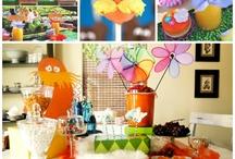 Ky's party idea board / by Shena Oshiro