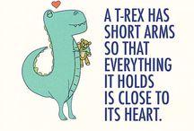 T-rex ❤