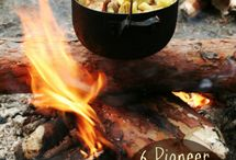 Pioneer Recipes & Cooking