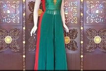 Designer Tredy Fashion Plazo Suit Collection.