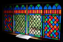 Faux Stained Glass Project / by Megan Baxter