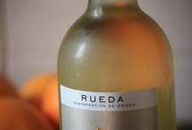 White wines from Rueda, Spain
