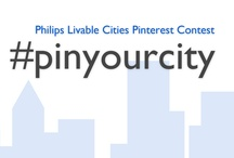 Phillips #pinyourcity: I love Cape Town / by Barbara Jennings