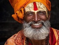Sadhu, holy man (India)
