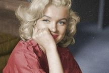 MARILYN MONROE2 / by Alisa May Rearden