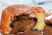 gâteau yaourt coeur coulant