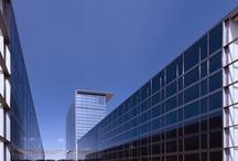 MODERNE ARCHITEKTUR in München / Auswahl von modernen Auftrags-Objekten (Büro- und Geschäftsgebäuden) und Vermittlungen in München, OREALY Immobilien, www.orealy.de