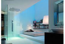 Baños espectaculares / Buenos diseños se disfrutan mejor con #ElConfortDelAgua de EVANS®.