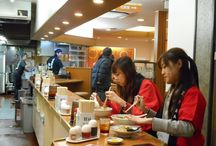 COPY: STUDY RAMEN IN JAPAN / A copy of our pictures taken by the administration for the program!