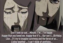 Minato et khushina