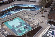 Urban flood projects