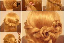 hair, nail art e make up