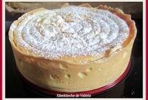 desserts et gâteaux companion