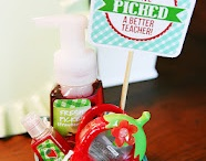 Teacher Appreciation / by Clarissa Wallace