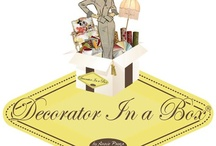 decorator in a box / creating online custom designs in the most financially savvy way! www.mydiab.com