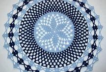 crochet doilies / by Helene Beauchamp
