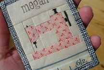 quilty stuff / by Leslie M