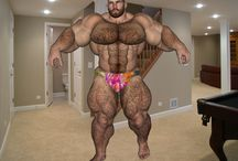 Featured Muscle-Bear Bodybuilder Weightlifter Beefcake / Featured models of Bodybeef Studios! Visit http://www.bodybeef.com to find out more!