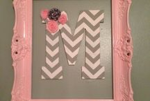 Ideas for Evie's room / by Rebekah S