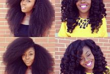 HAIR / Lifestyle / Team Natural - Cheveux Afro - Afro Hair