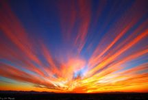 Arizona Sunsets / Arizona is known to have some of the most beautiful sunsets in the world. Here is a collection of our favorites!