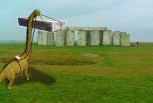 Stonehenge / by Erin Belcher