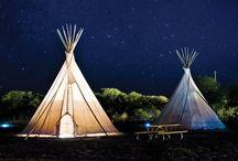 Love Wins Wedding Destinations / Marfa LIghts: wedding adventures in mystical Far West Texas.