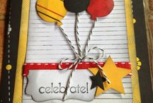 Birthday Cards / by Jackie Menendez