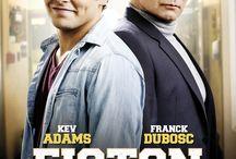 Kev Adams et Franck Dubosc dans #Fiston LE Film! / Film de Pascal Bourdiaux avec Kev Adams et Franck Dubosc Sortie le 12 Mars 2014