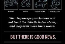 Amblyopia / New device for amblyopia treatment