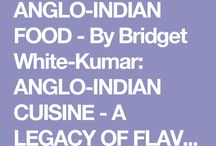 Anglo-Indian cooking