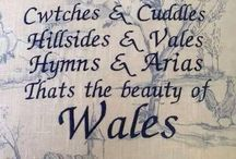 All things Welsh