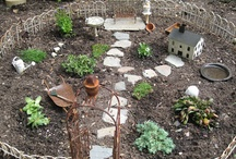 fairy gardens / by Angie Leek
