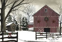 Barns / by Colleen Purdy