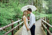 Photo Ideas For A Rainy Wedding Day