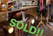Bohemian Inspired Fashion SOLD!! 1947 Upcycled Ford Pickup truck Bar!  #uniquedecor #mancave