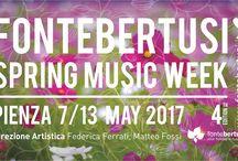 SPRING MUSIC WEEK 2017