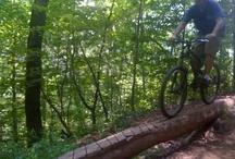Mountain Biking And Hiking In NC